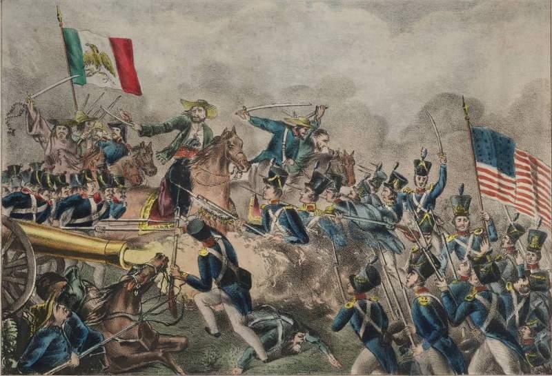 Septiembre de 1847. México resiste la invasión militar.