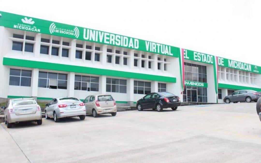 Así nacimos: La universidad virtual del Estado de Michoacán